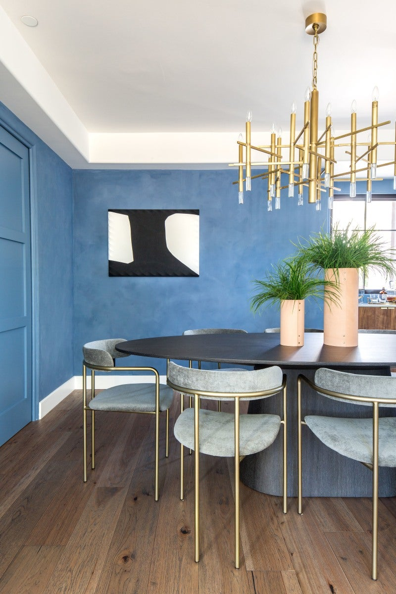 The Best Glam Art Deco Dining Chairs at Every Price Point