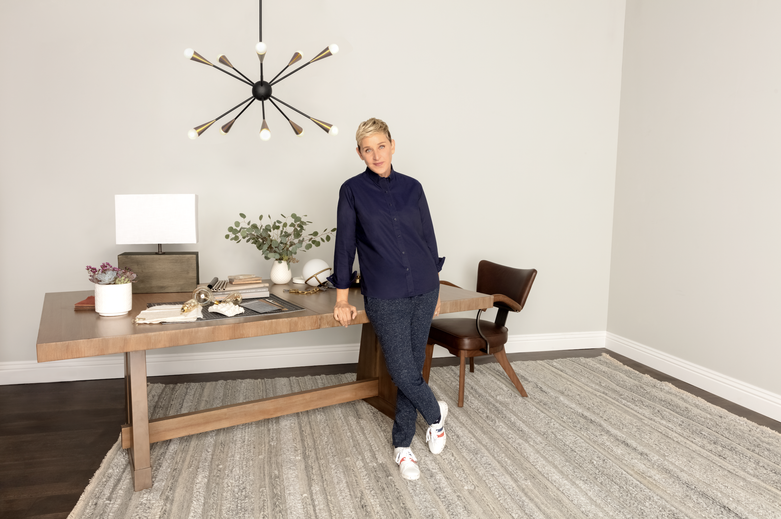 Ellen Degeneres Launched a Lighting Collection With Generation Lighting