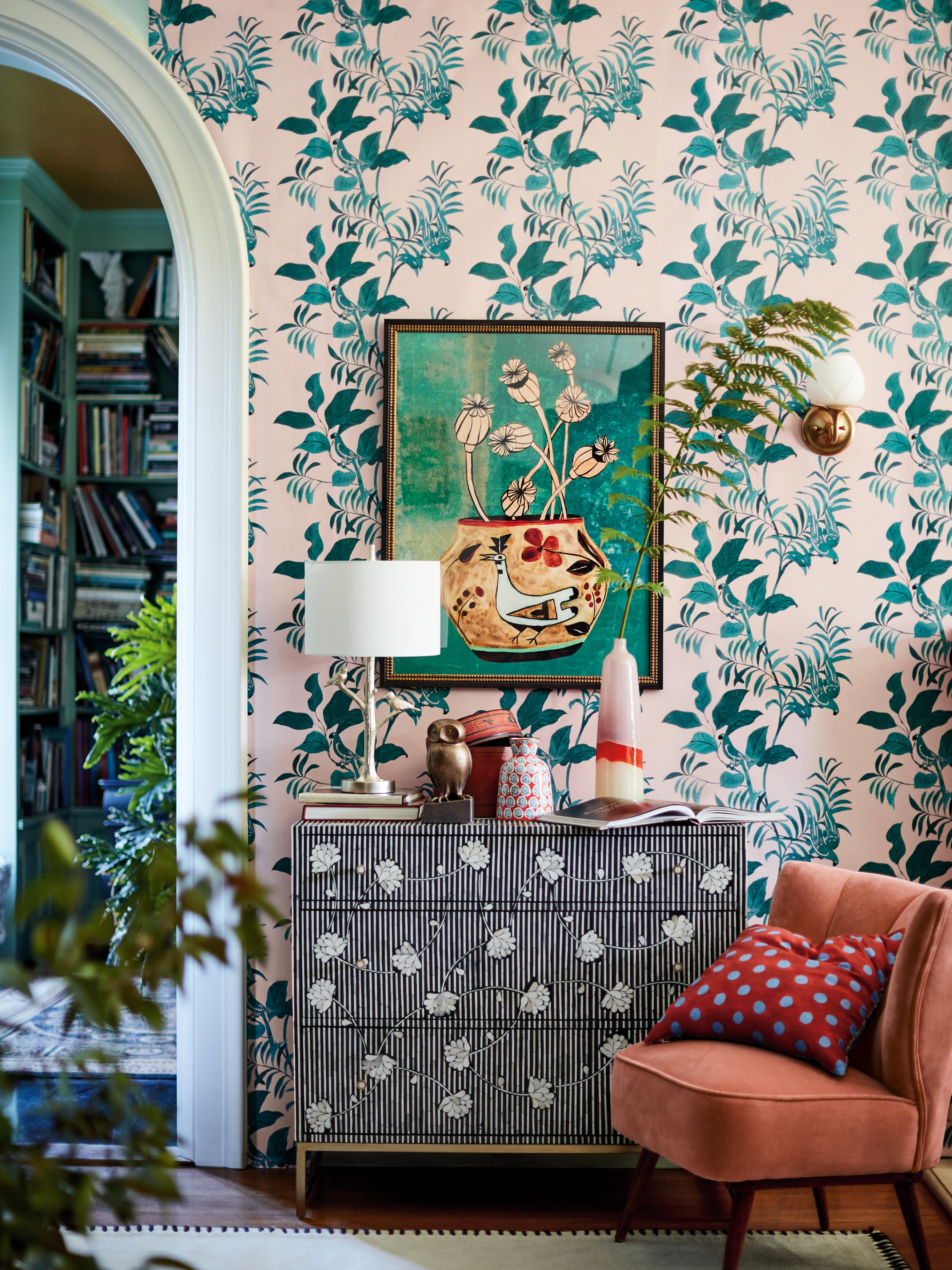 The Only 3 Spring Decor Trends You Need to Know, According to Anthropologie