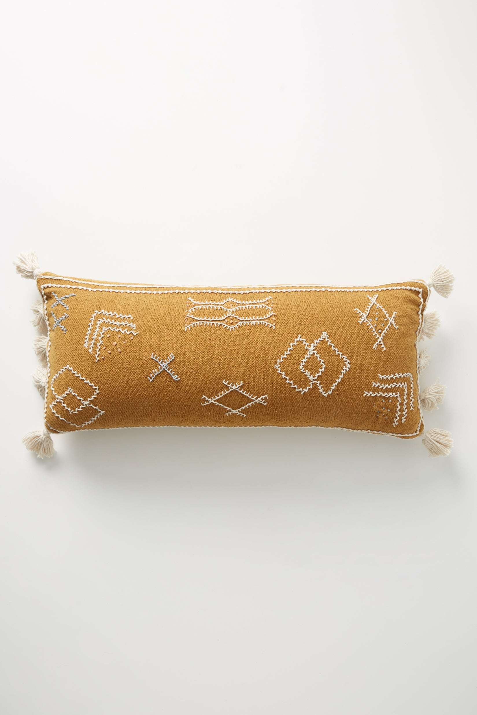 Embroidered Sadie Pillow $58 (1)