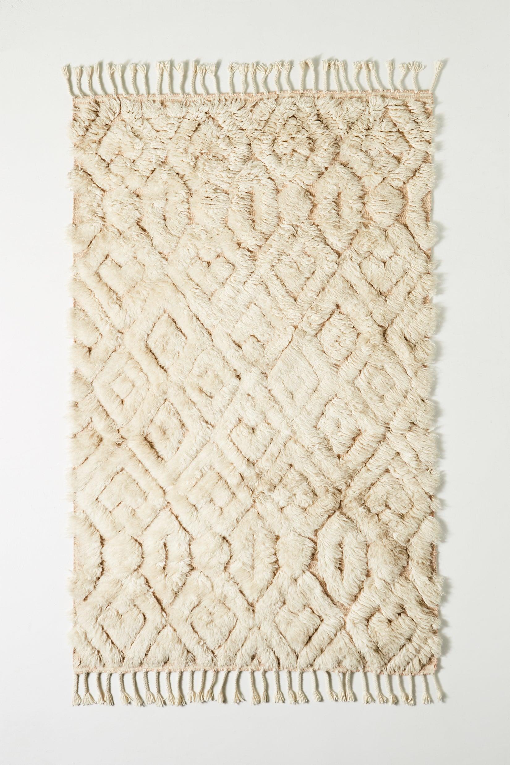Wool Camille Rug $398-$2,598 (1)