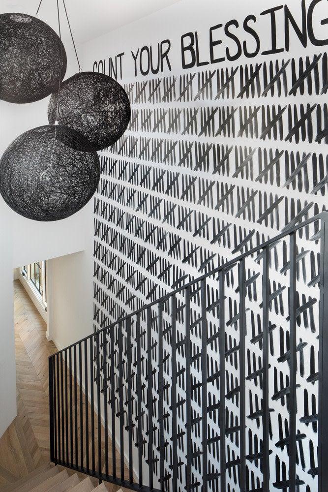 La casa de una diseñadora de interiores