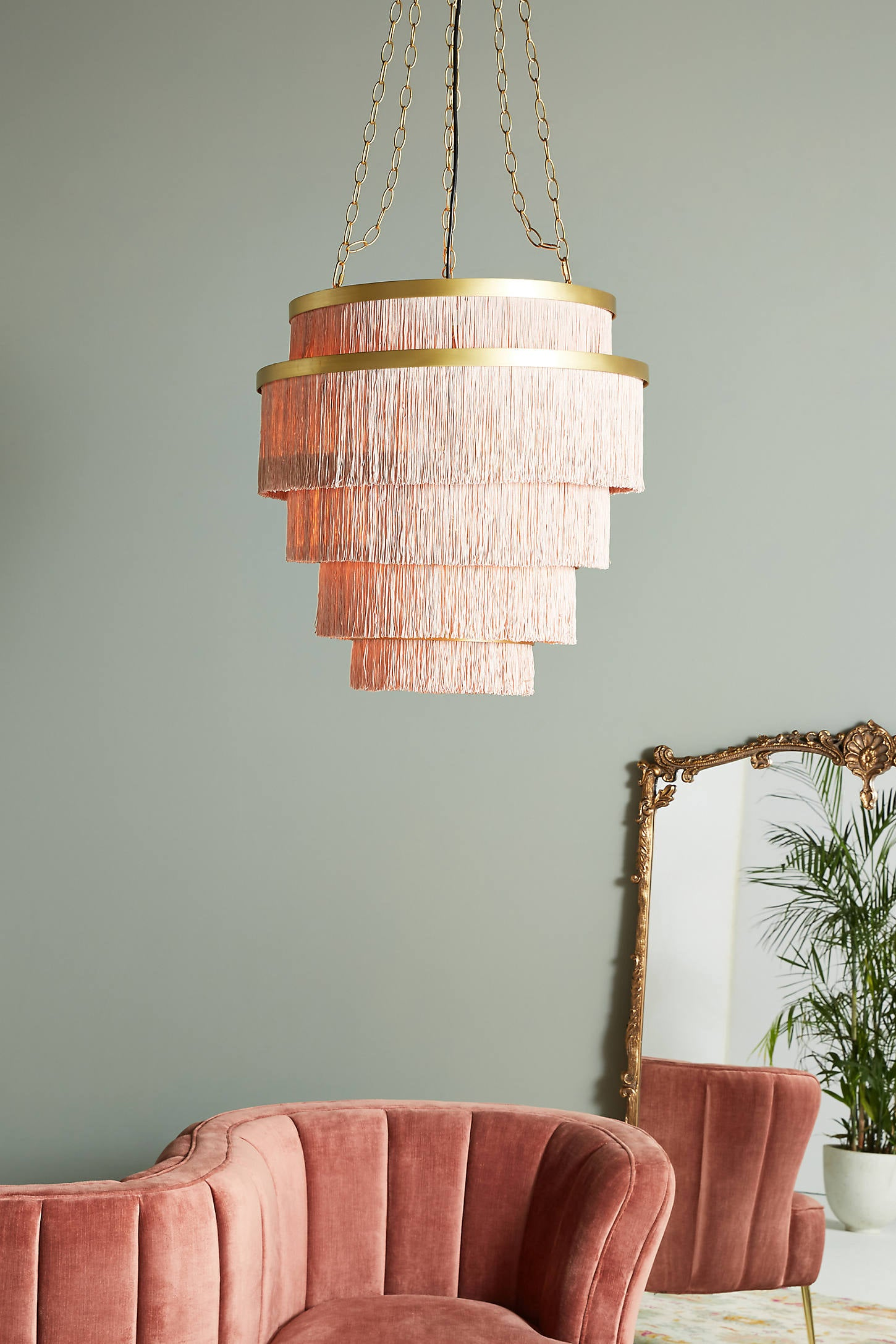 Fringe Decor Will Make Your Space Feel Extra Festive