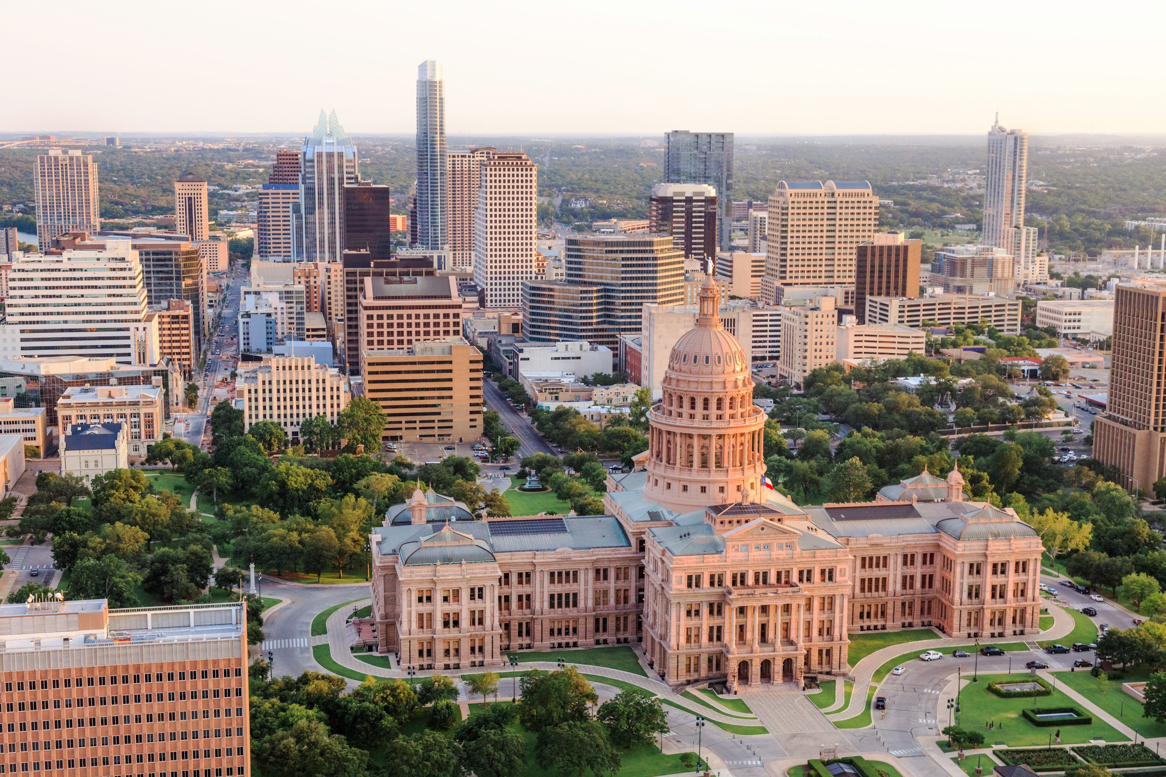 Looking to Move? These Are the Best State Capitals in the U.S.