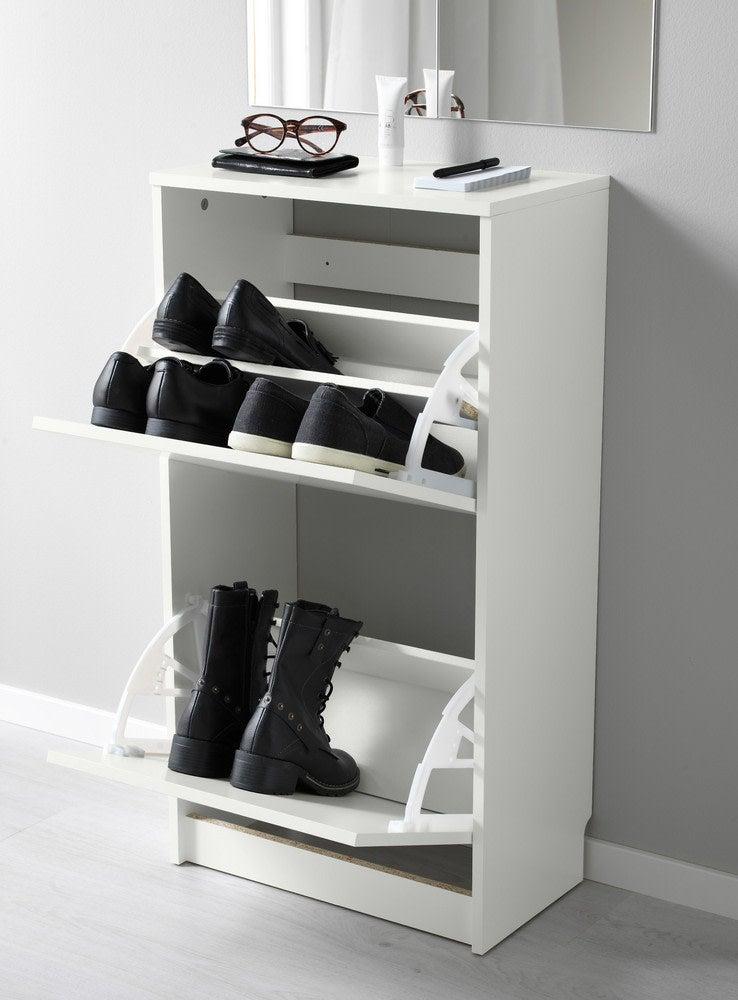 shoe rack ikea
