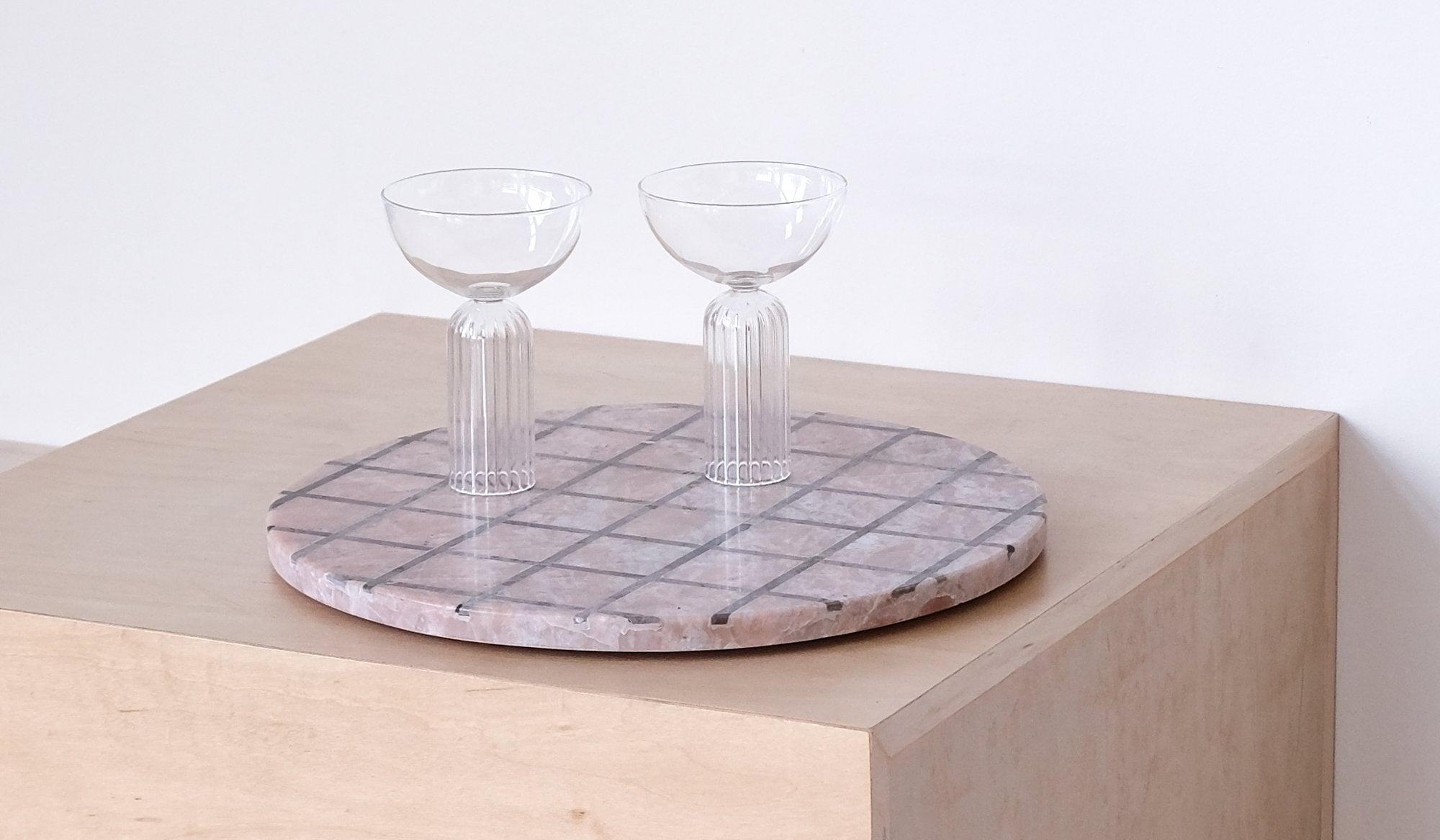 FFERRONE COUPE GLASSES
