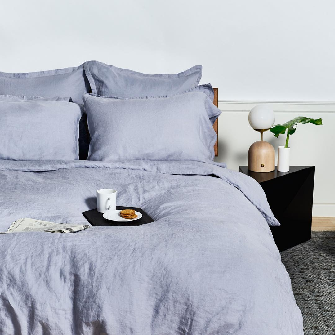 Snowe Linen Sheets Review Luxury