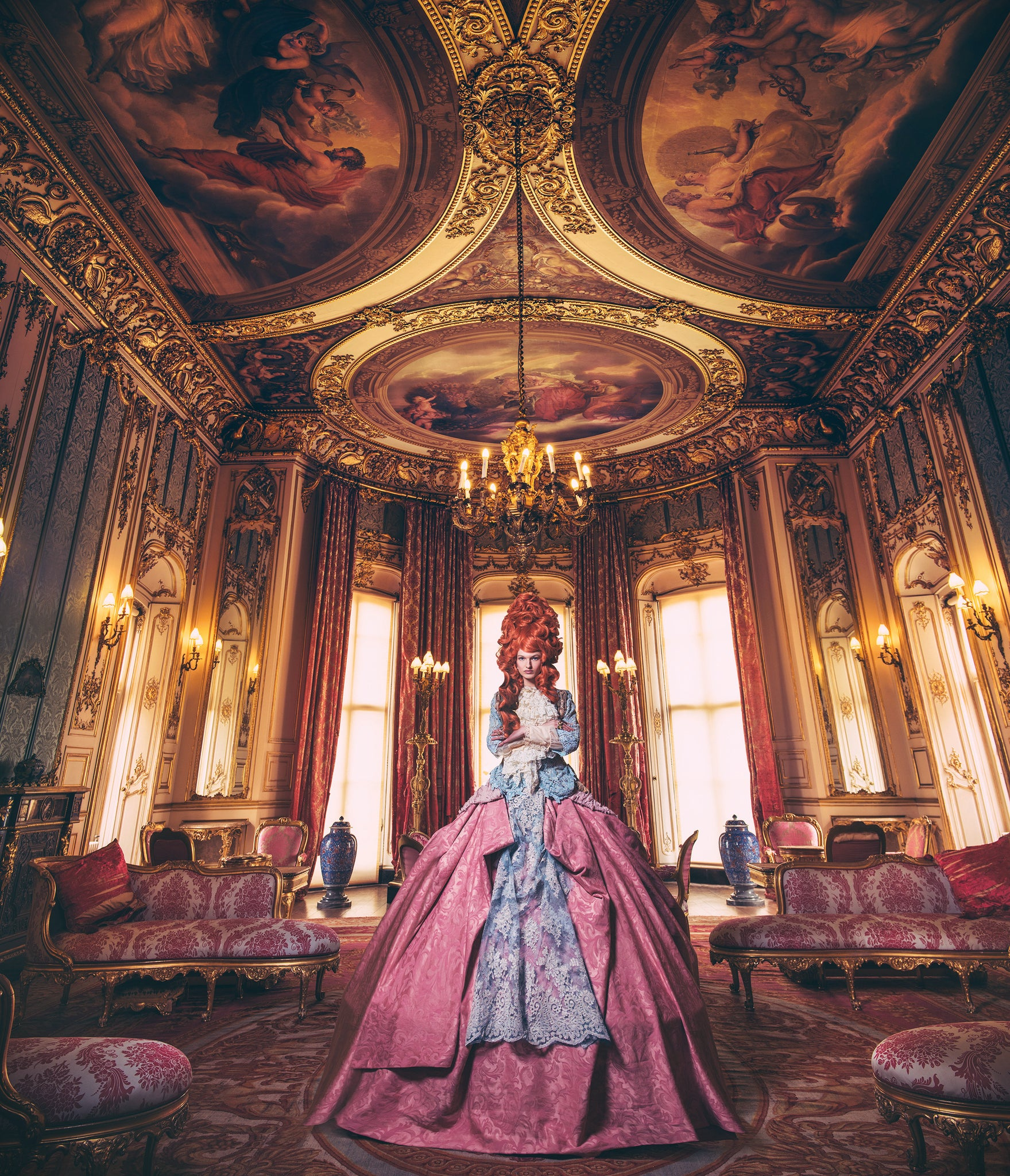 Miss Aniela – the governess