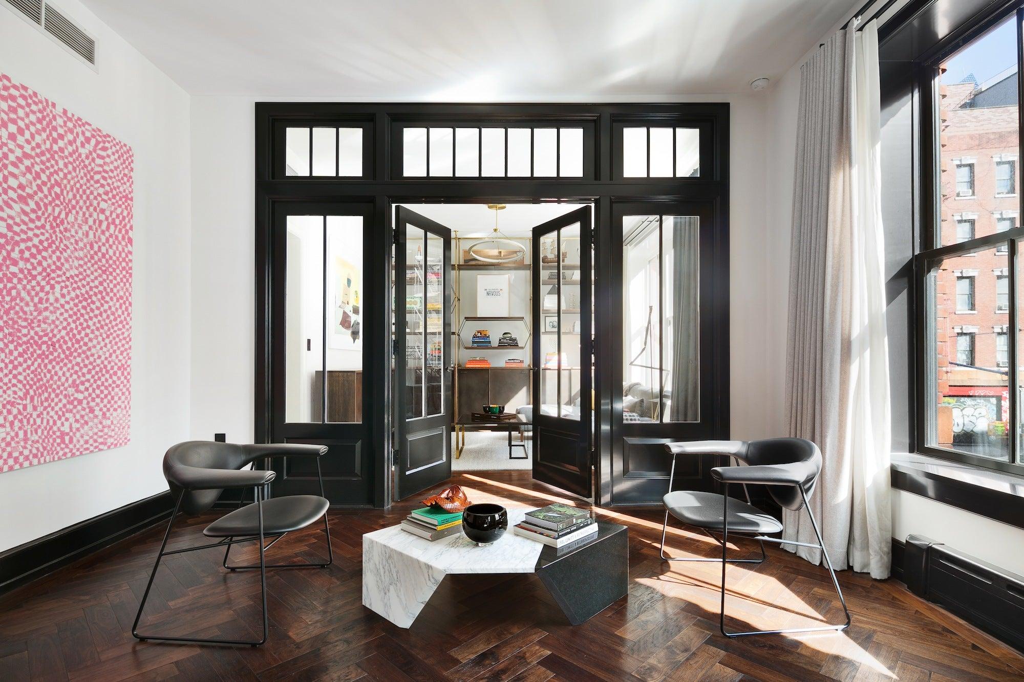 Karlie Kloss and Josh Kushner's Nolita Apartment is Now on the Market