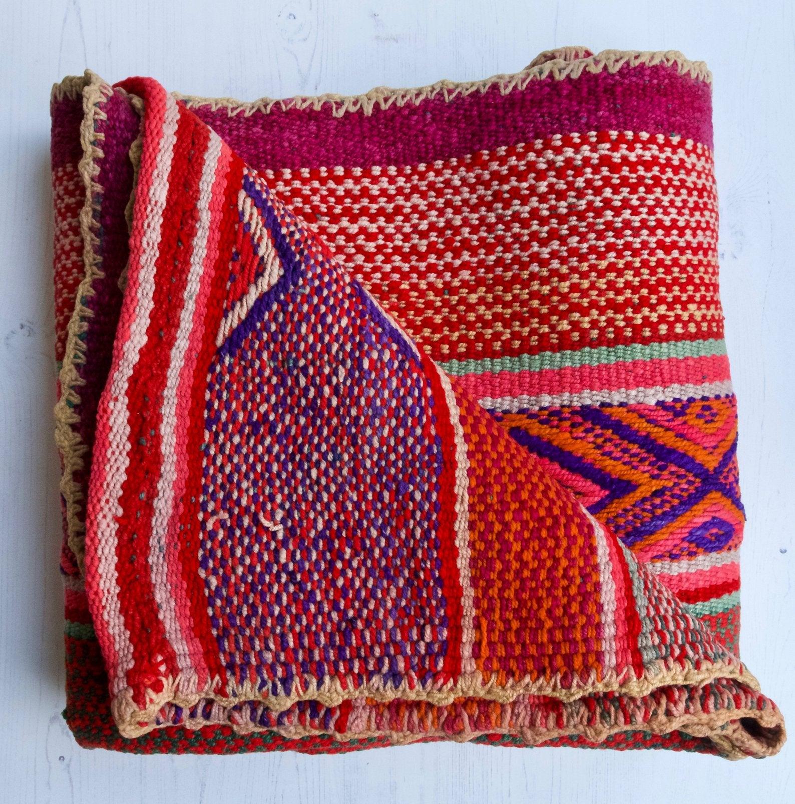 Peruvian boho chic ru