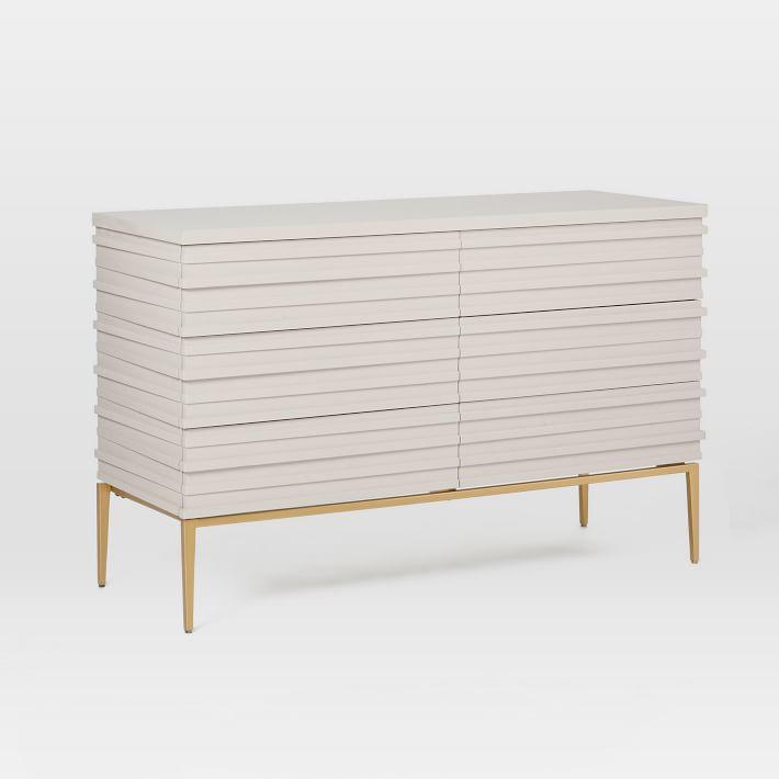 Martina 6-Drawer Dresser