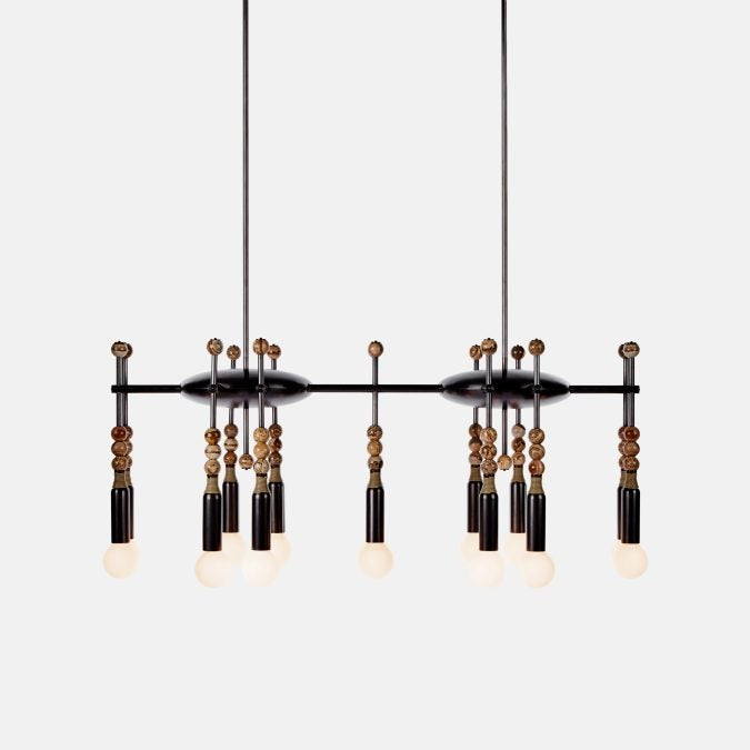40 modern chandeliers that will stop your guests in their tracks