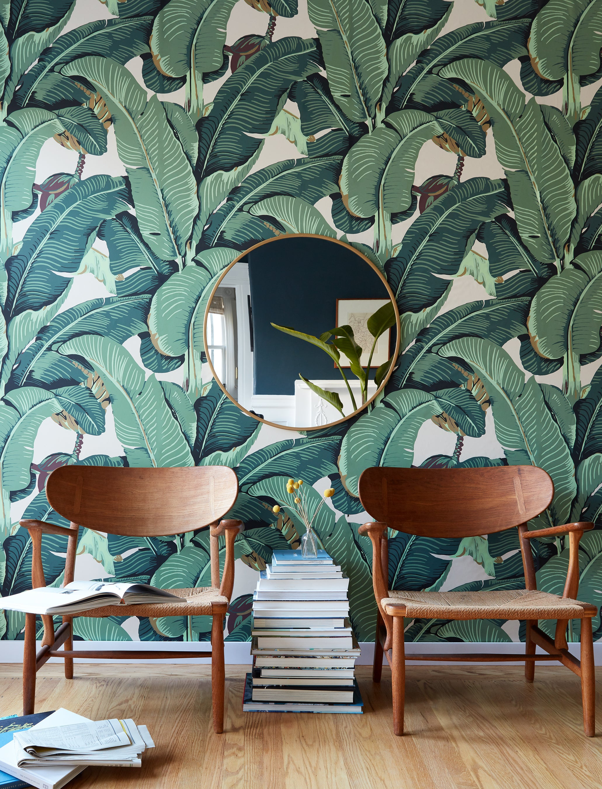 The Martinique Wallpaper Iconic To Hollywood Is Getting A
