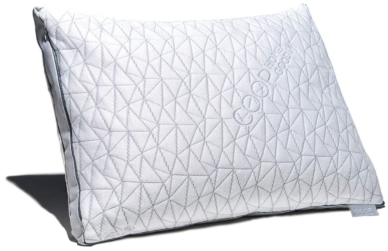 Coop Home Goods – Eden Shredded Memory Foam Pillow