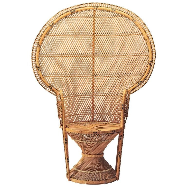 Wondrous This Is Poised To Be The Statement Seat Of The Summer Lamtechconsult Wood Chair Design Ideas Lamtechconsultcom