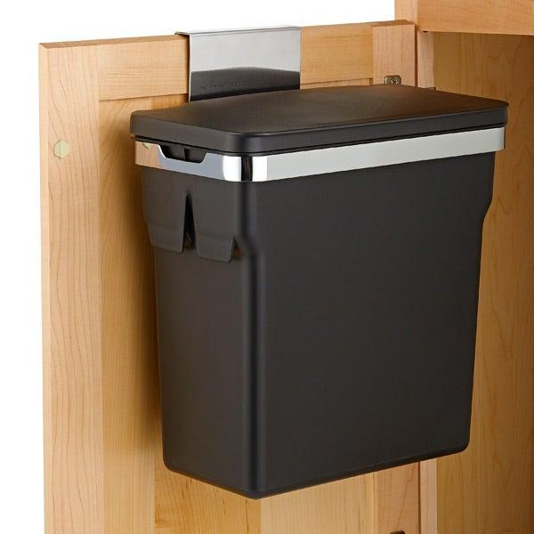 simplehuman trashcan