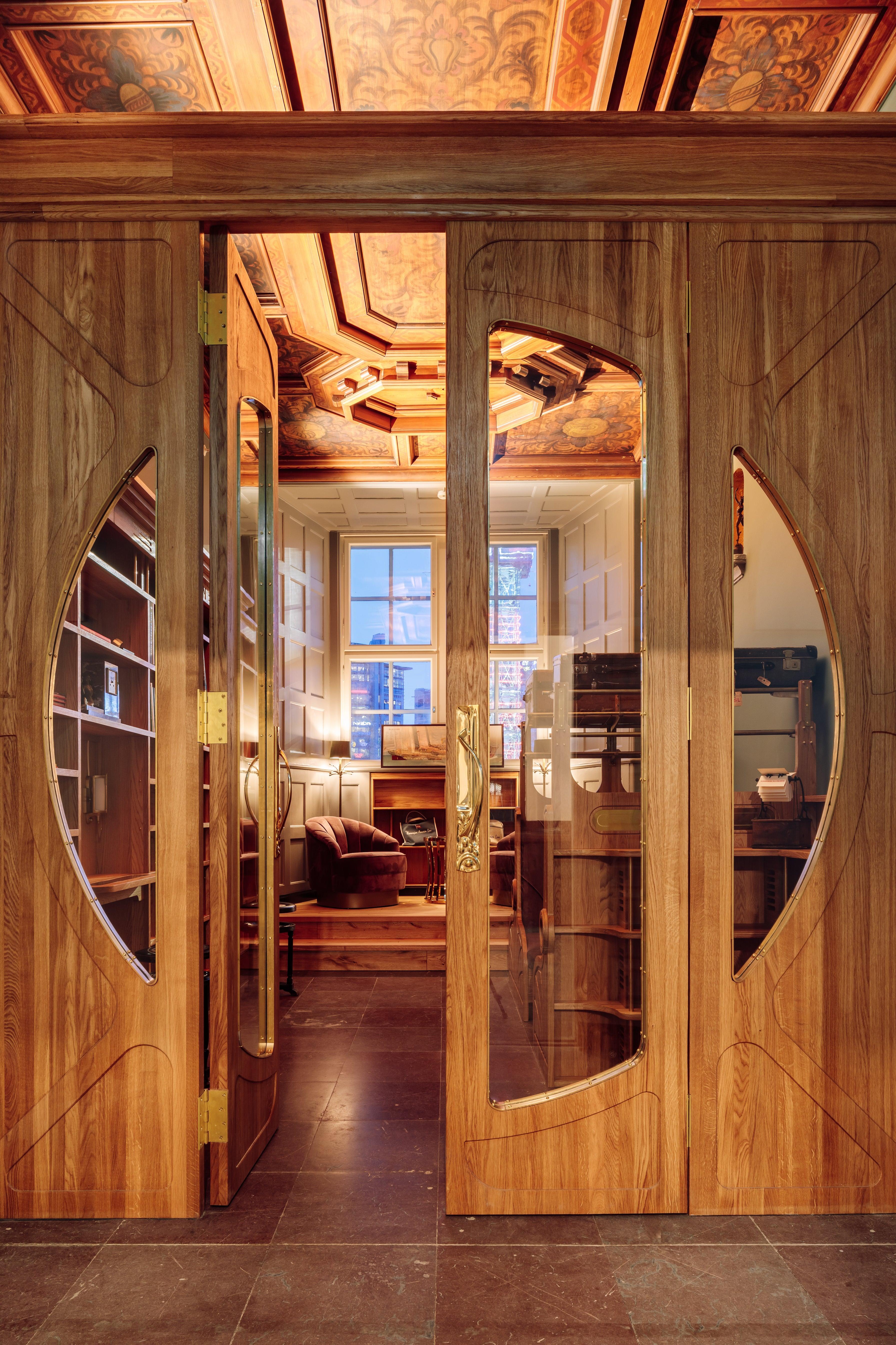Amerikalinjen Vista Heritage Room