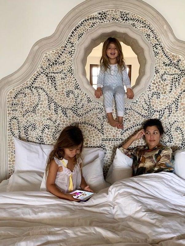 Of Course, Kourtney Kardashian's Nursery Is Designed for a Jet-Setting Toddler