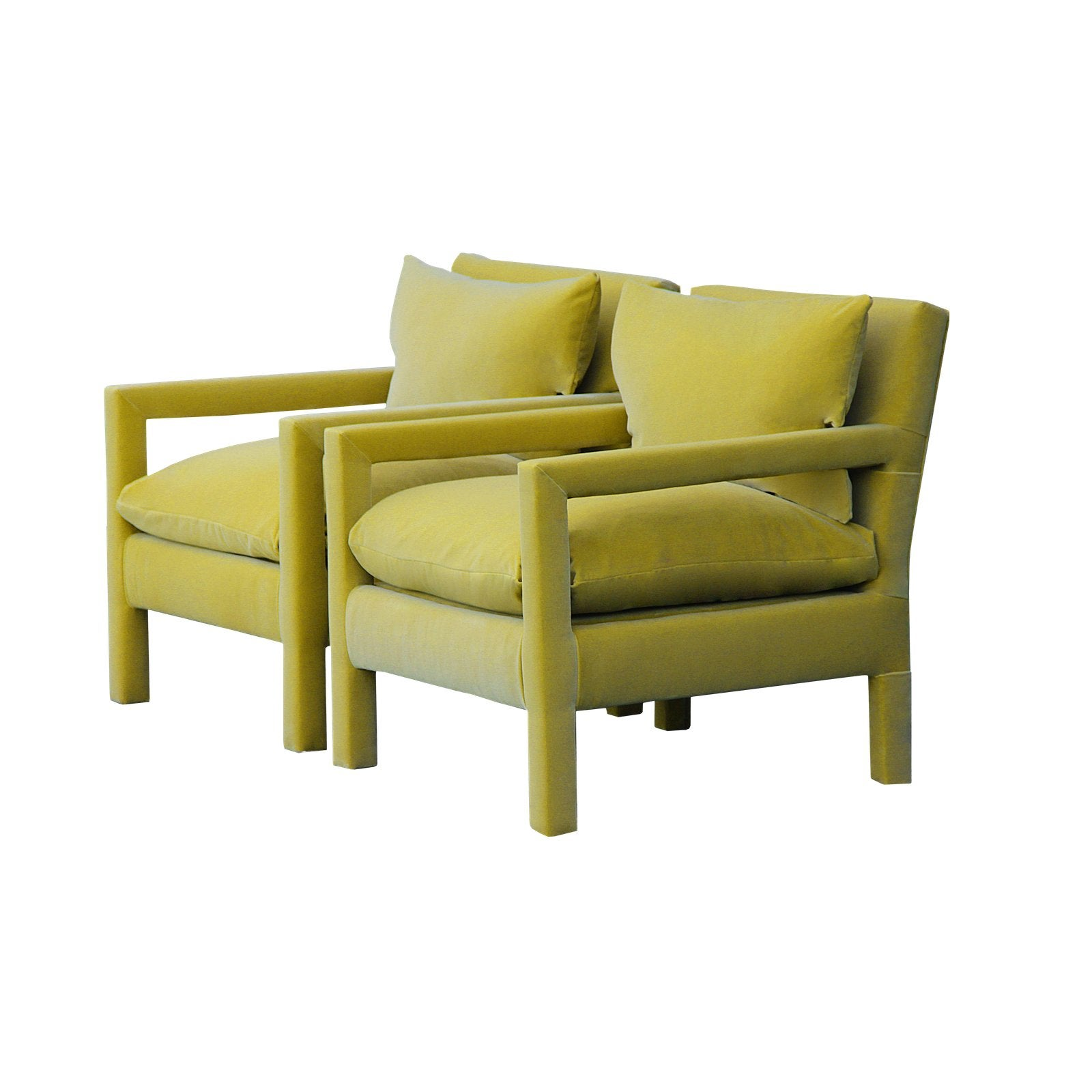 1970s-contemporary-milo-baughman-reupholstered-yellow-velvet-parsons-chairs-a-pair-5539