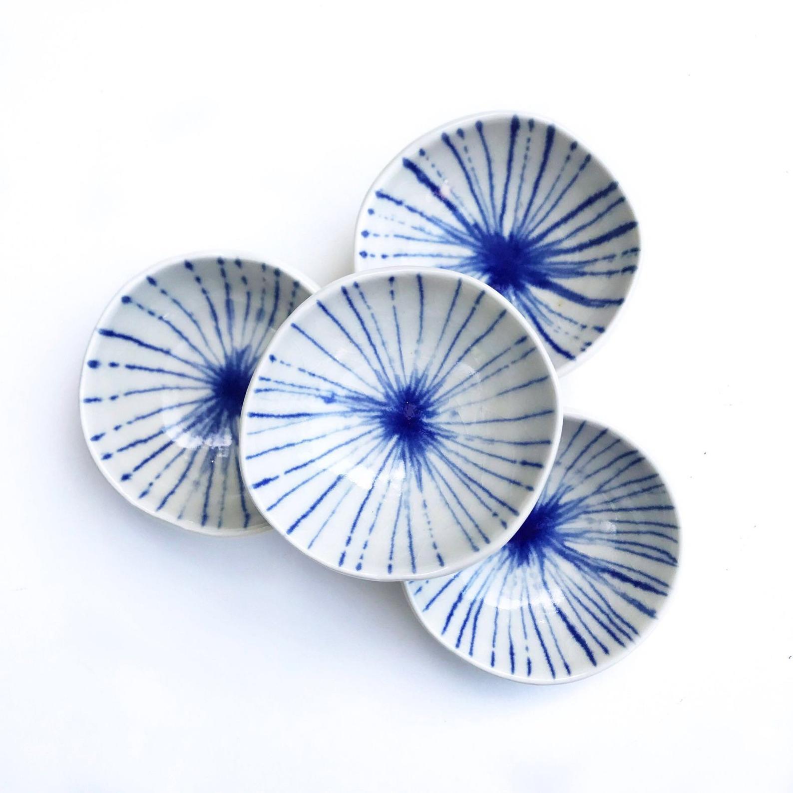 Sea Urchin Pinch Bowl