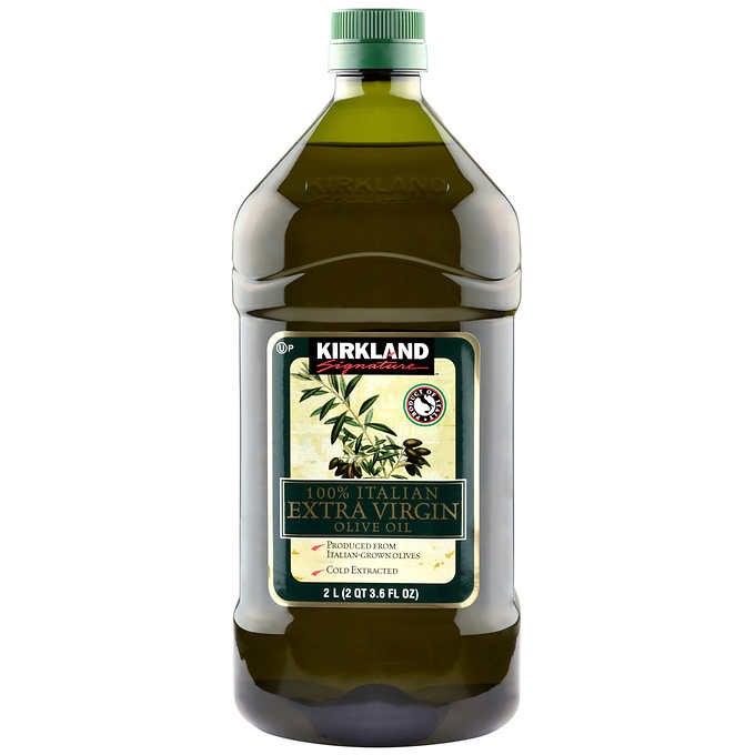 kirklandcostco olive oil