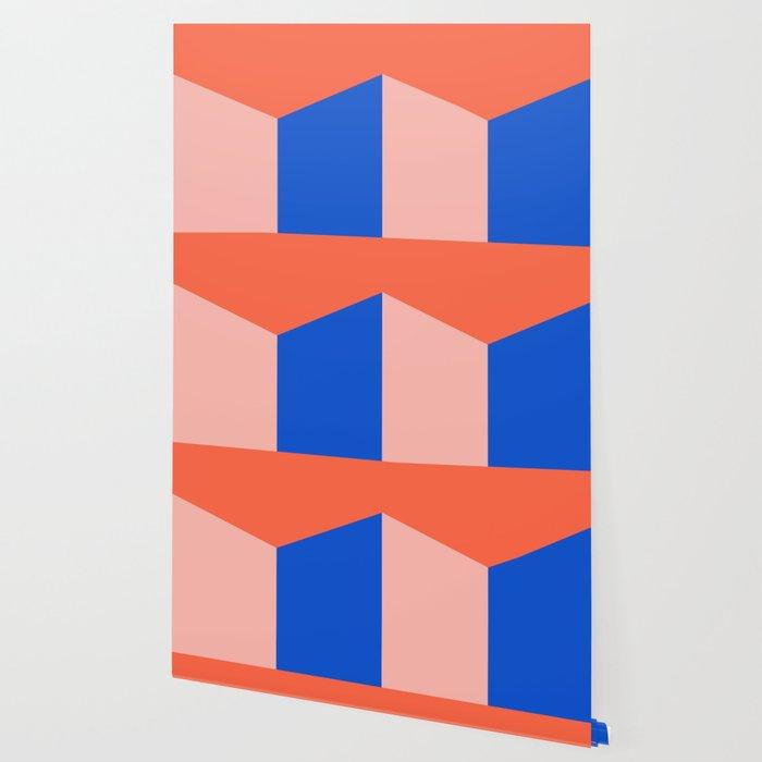 blocked-coral-wallpaper