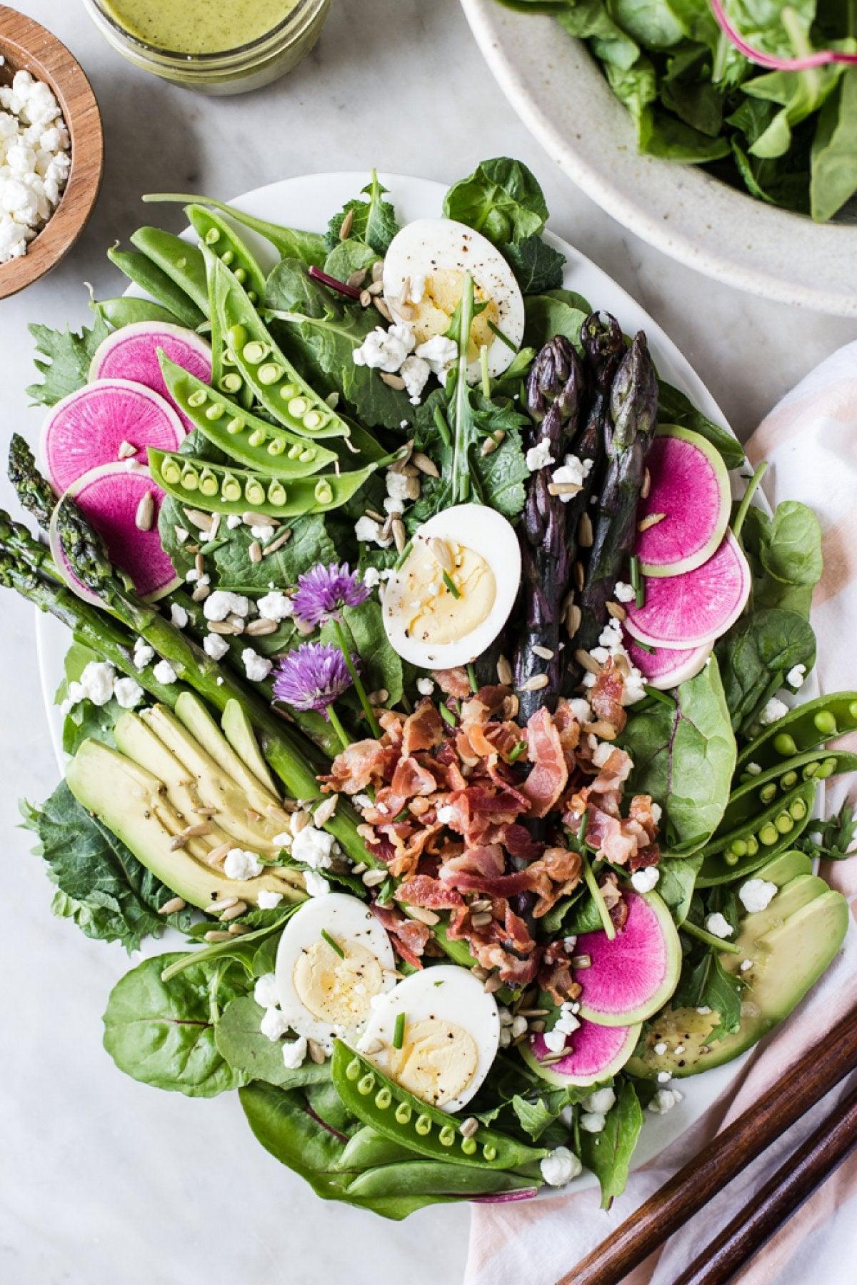 Spring Cobb Salad_Modern Proper