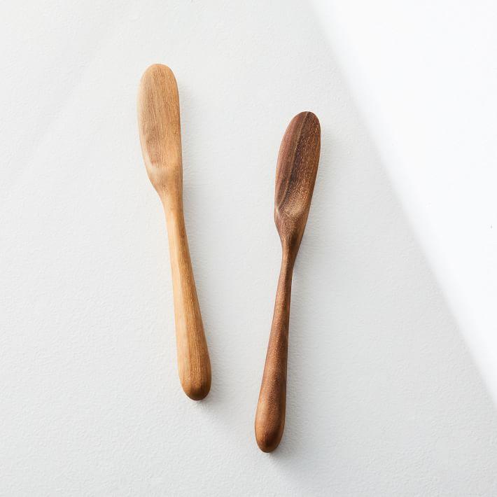 Vestige HOME Wood Butter Knives