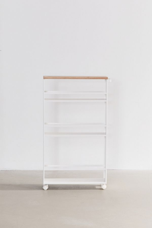 Rolling Kitchen Storage Cart