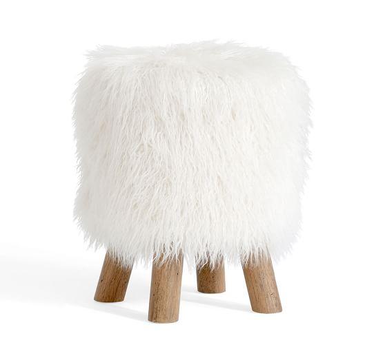 mongolian-faux-fur-stool-c