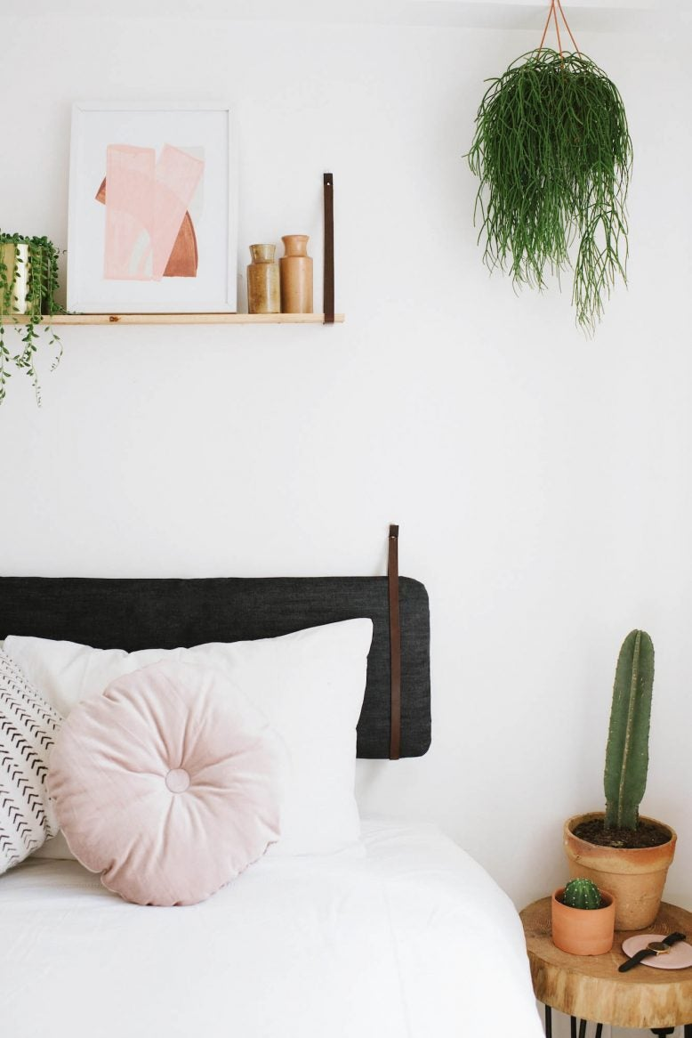 FEATURED A Pair and a Spare Ikea Headboard Hack