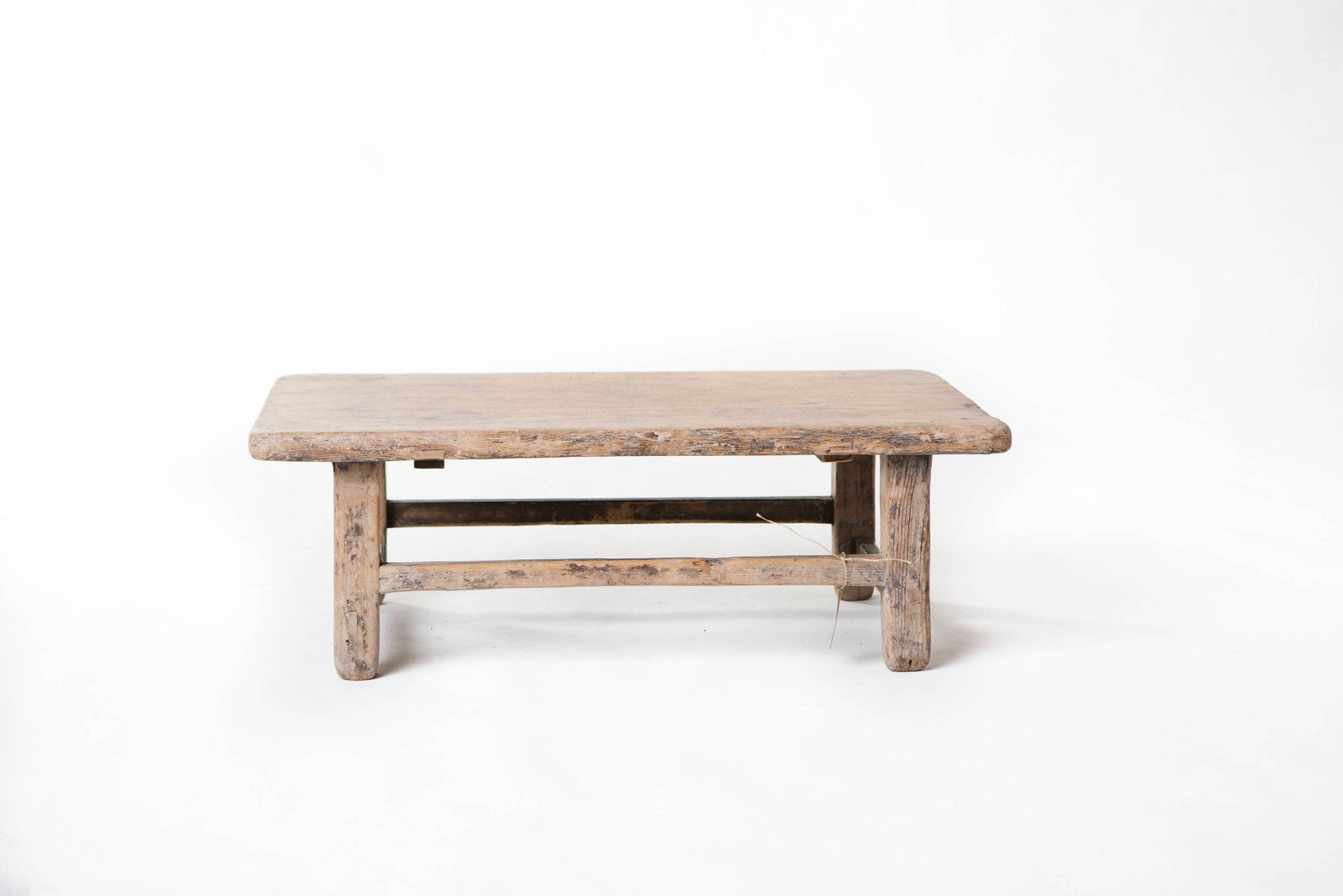 new_old wooden stool
