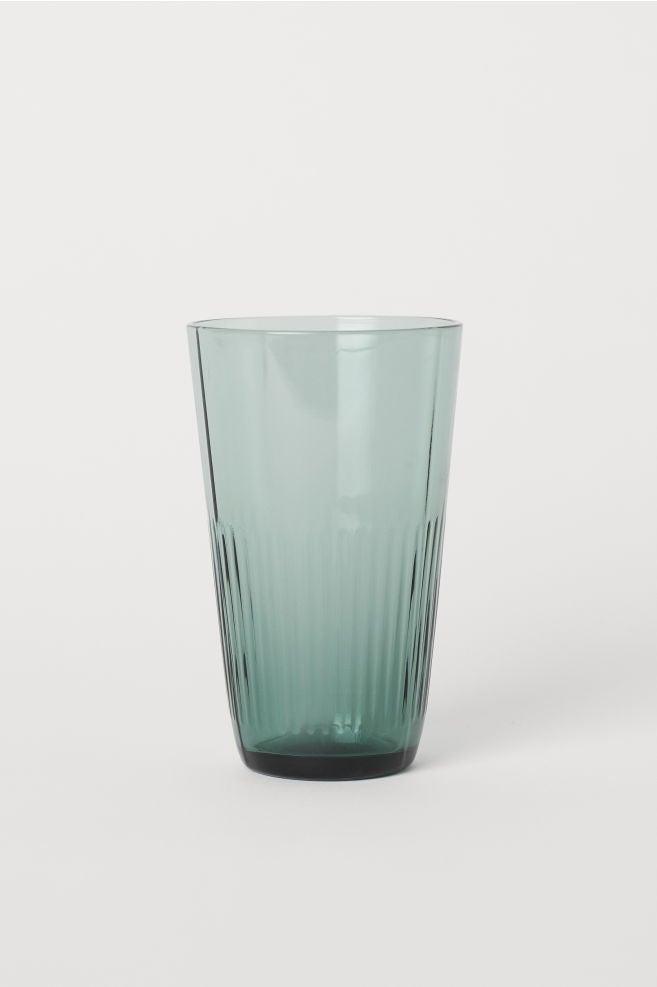 Tall Beverage Glass