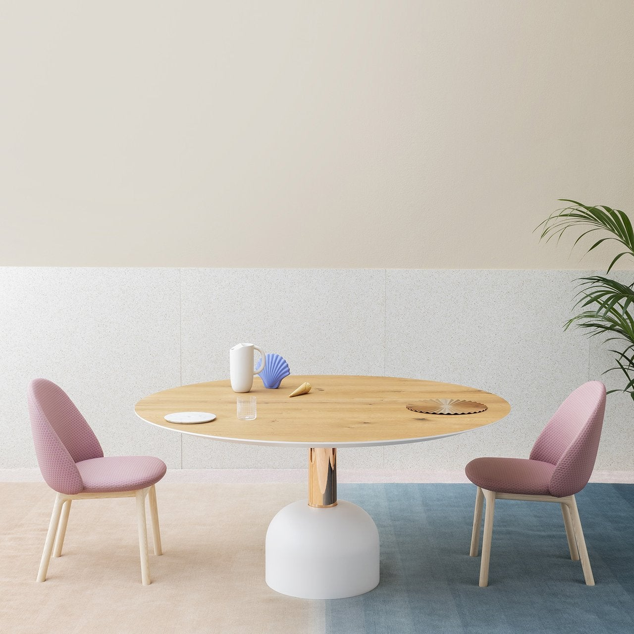 These 12 Cool Dining Tables Have Something In Common