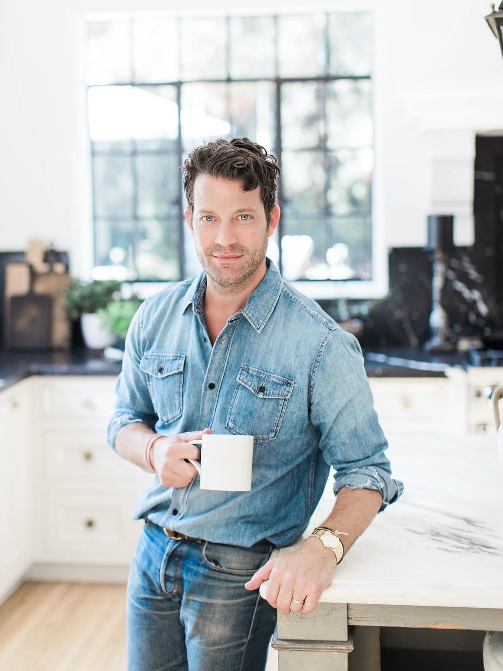 Nate Berkus Can't Get on Board With This Popular Kitchen Trend