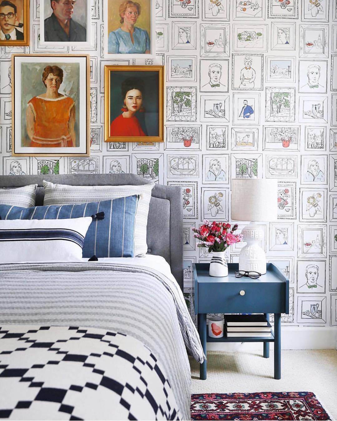 Six Experts Share How to Create a Portrait Gallery Wall