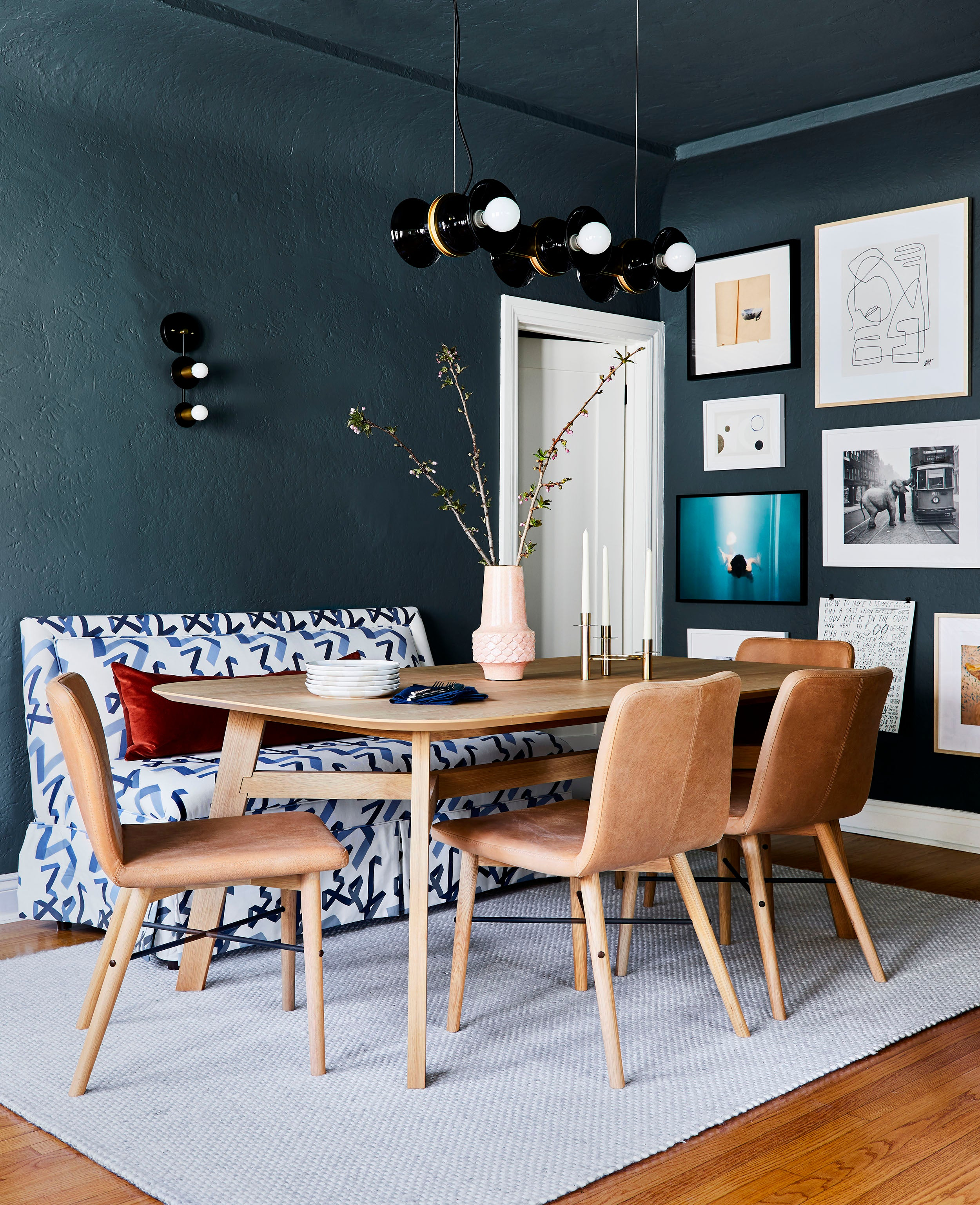 Arlyn Hernandez S Rental Apartment Is Full Of Bold Moments