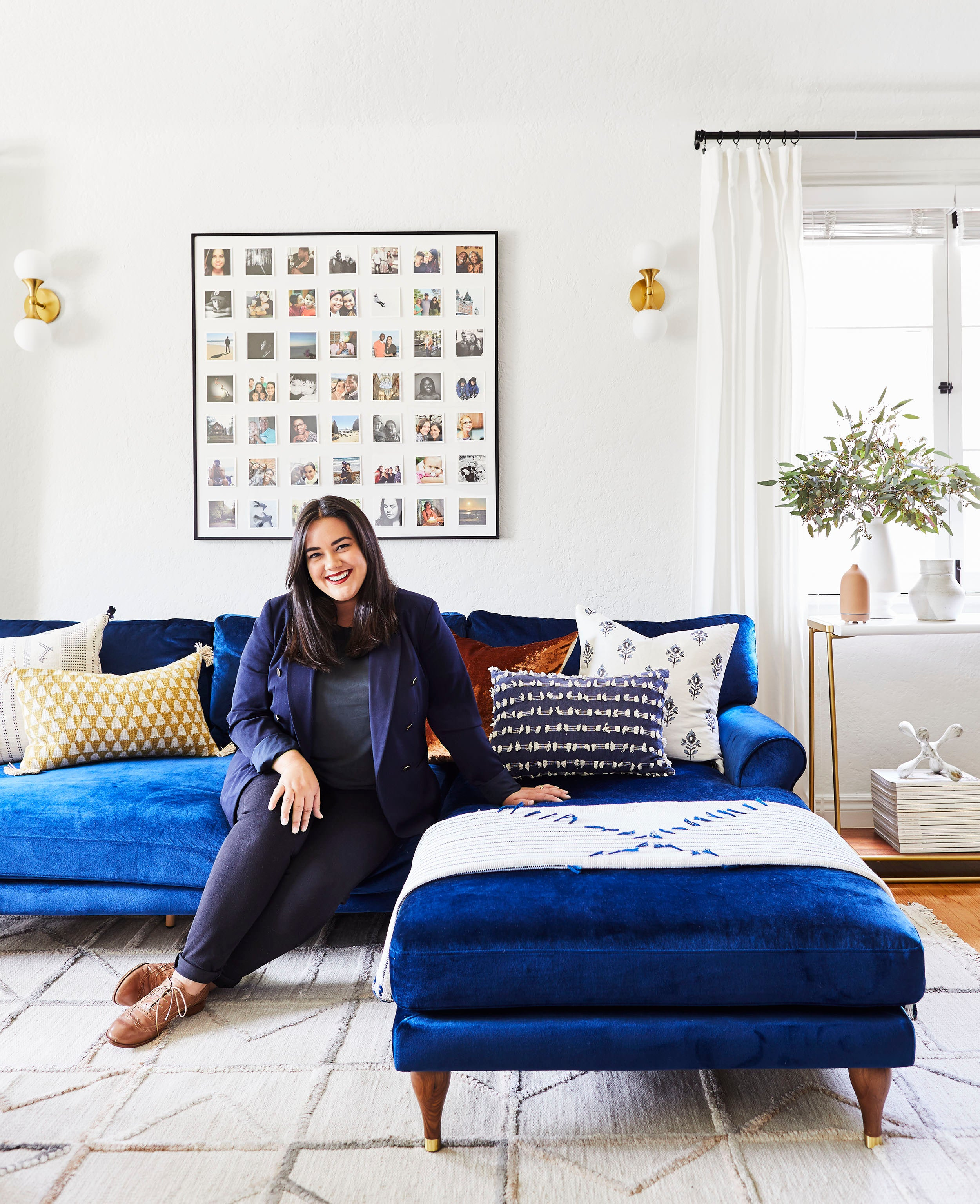 Arlyn Hernandez's Rental Apartment Is Full of Bold Moments