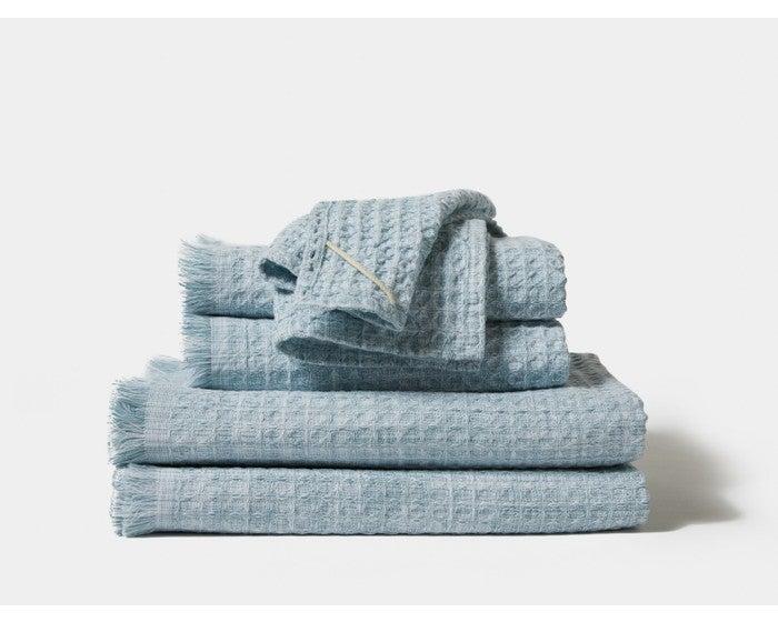 Ojai Waffle Organic Towels