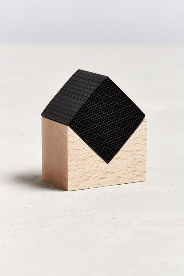Morihata Chikuno Cube Small House Air Purifier