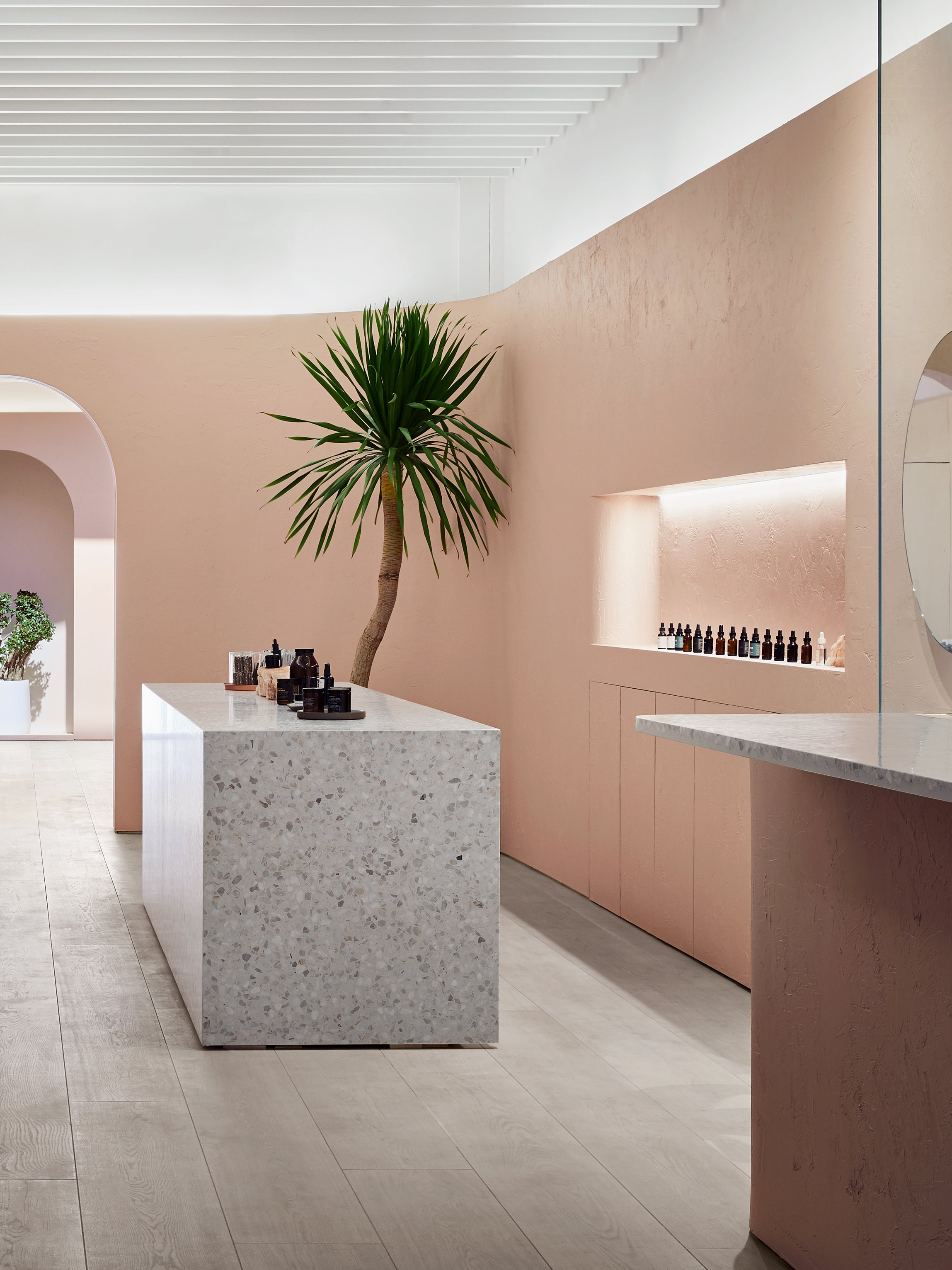 Standard Dose's Debut CBD Store Is a Visual Treat for the Senses