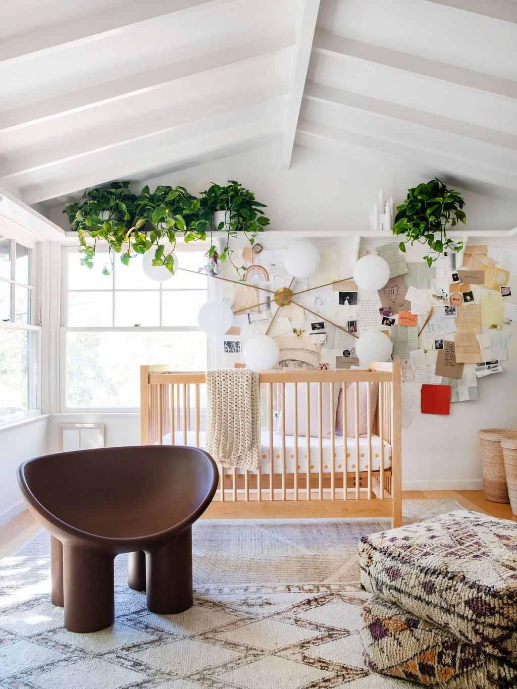 Of Course Leanne Ford's Baby Has the Coolest Nursery in L.A.