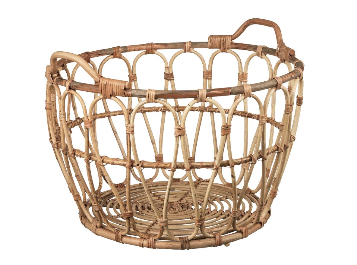 IKEA 1 rattan basket