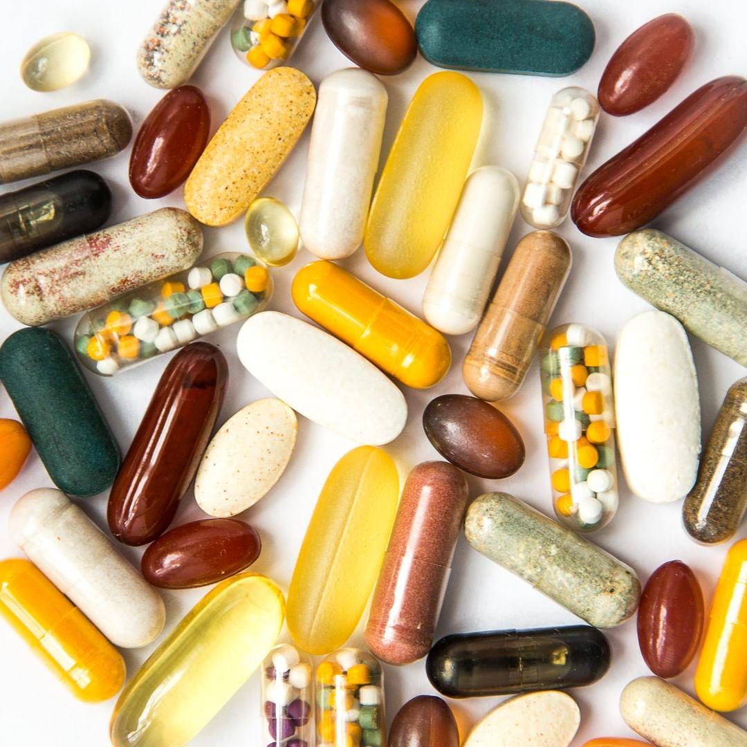 Customized Vitamin Supplements