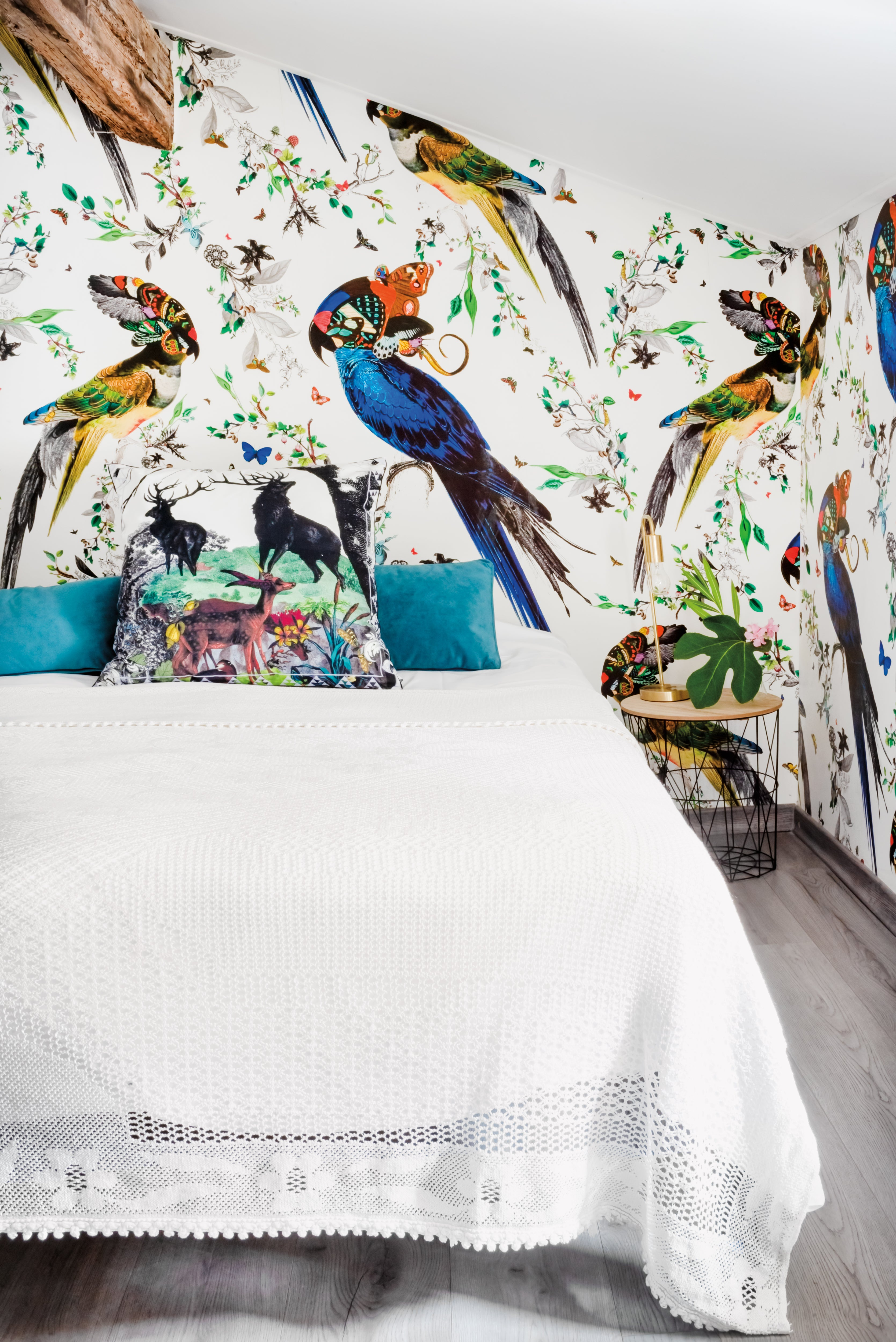 Kristjana William's Home Tour is the Picture of Wonder and Whimsy