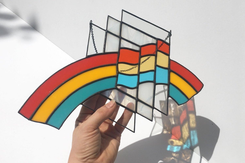 Rainbow Panes