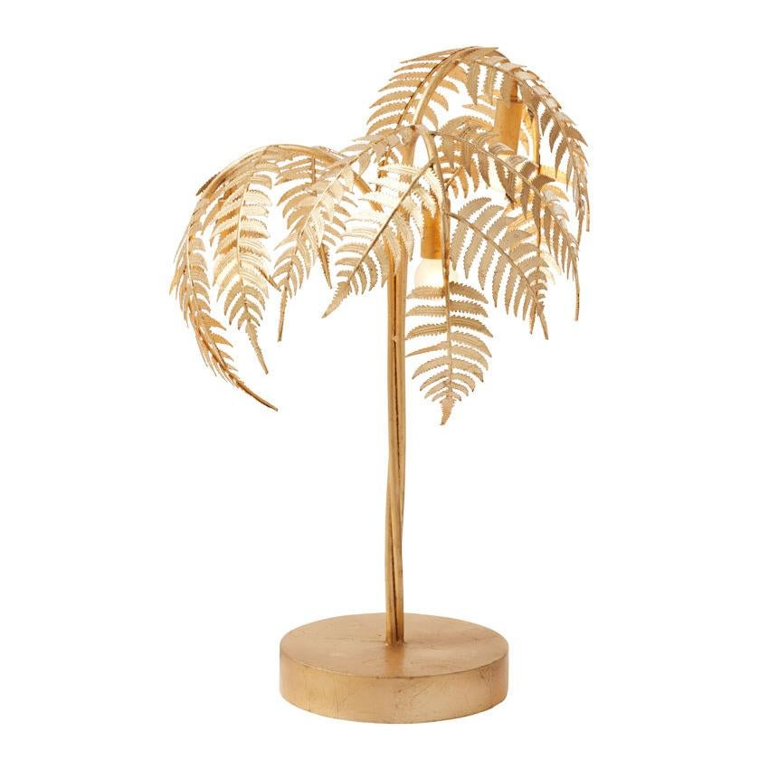 Palm Tree Floor Lamps Will Make Your, Palm Floor Lamp Cb2