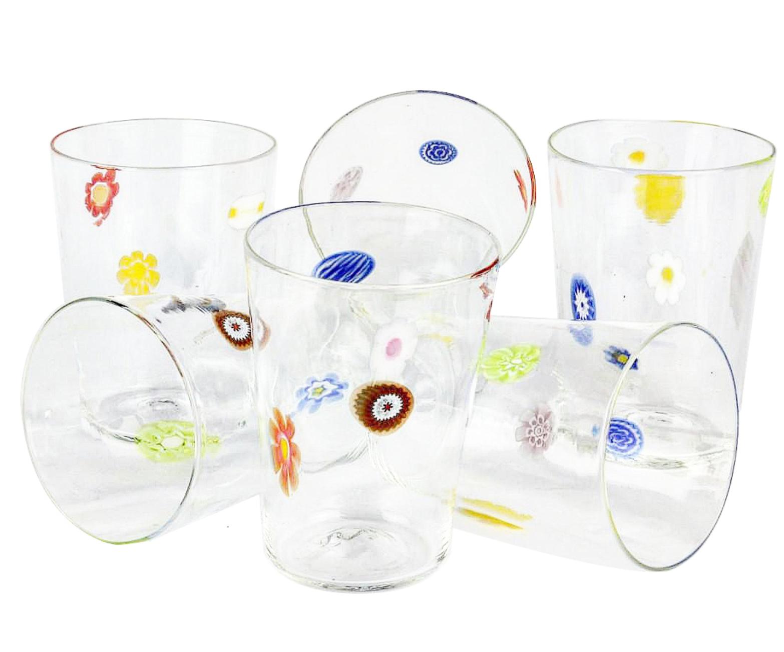12 Modern Takes on the Delightfully Nostalgic Patterned Juice Glass