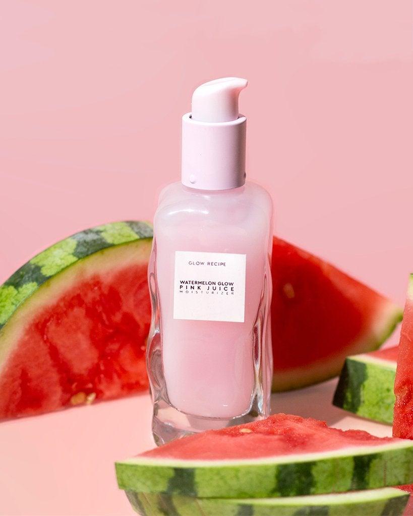 Watermelon Juice Moisturizer