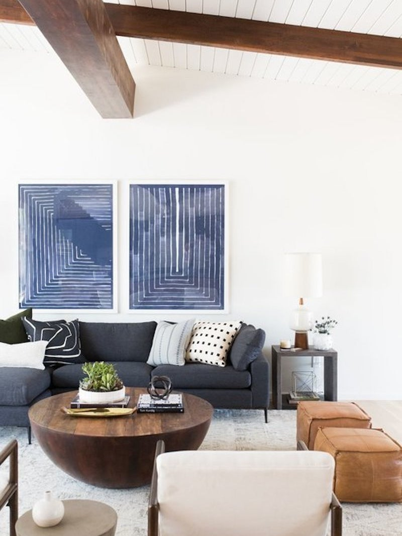 The Number-One Small-Space Decorating Mistake, According to Nate Berkus